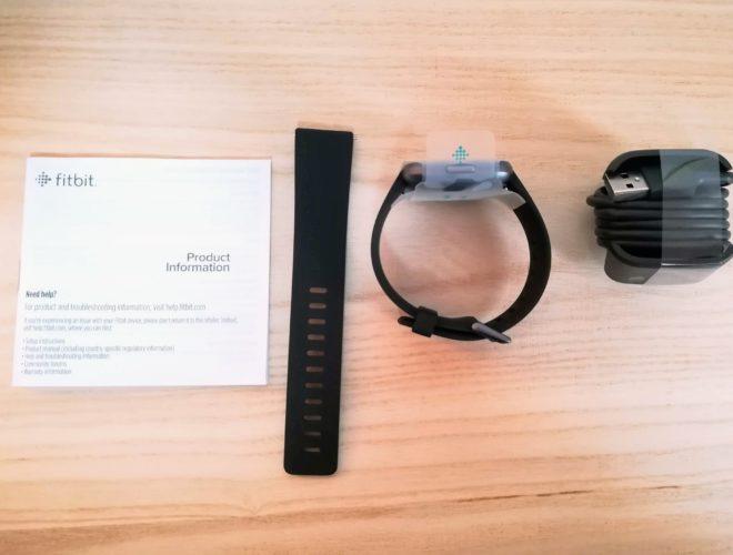 Fitbit Versa2 内容